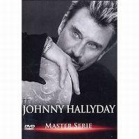 Cover Johnny Hallyday - Master série [DVD]
